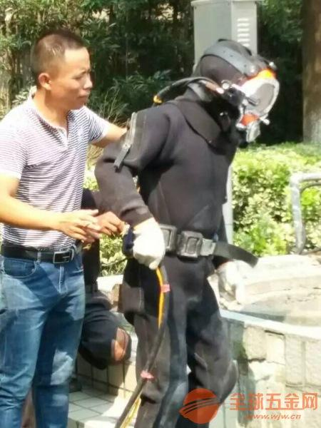 水下管口水下潜水封堵-地区专家徐州作业公司