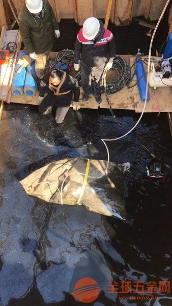 代县水下管口潜水员堵漏堵水施工公司
