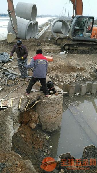 五台水下管口潜水员堵漏堵水施工公司