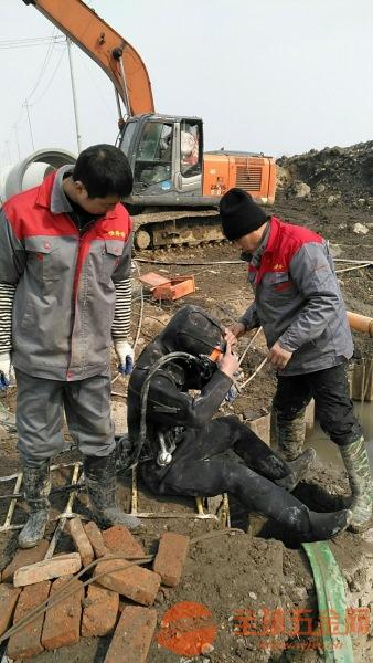 水下管口水下潜水封堵-地区专家抚宁作业公司