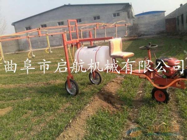 巴音郭楞 手推式机动喷雾机 水稻喷药机