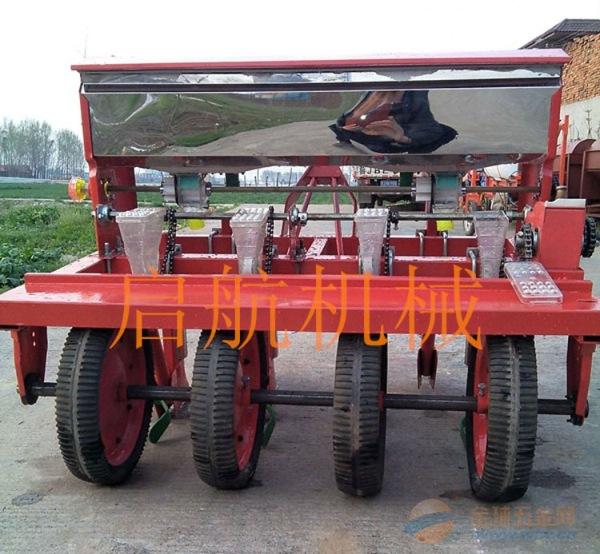 承德 新款拖拉机带动精播机 新型水稻谷子精播机