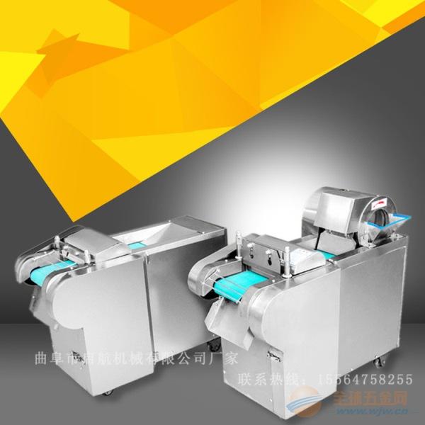 咸阳 煎包铺专用切菜机 定做304不锈钢材质滚刀切丝机