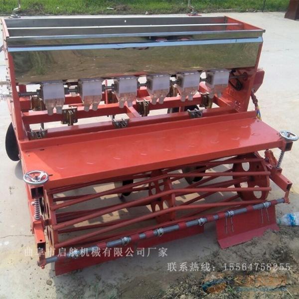 龙南县 谷子精播机 汽油谷子精播机
