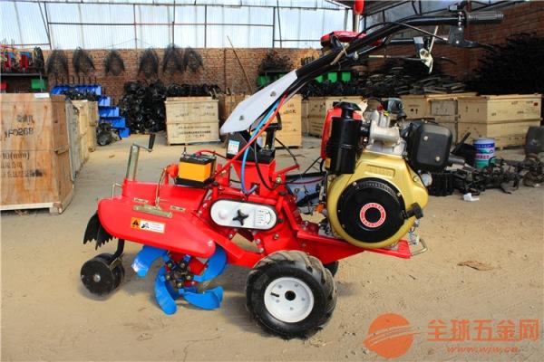 东安区 小型微耕机 农用多功能旋耕机