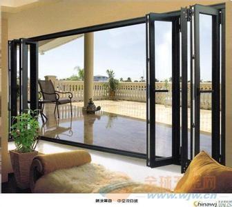 三亚折叠门安装,三亚阳光房配套折叠门,折叠门厂家