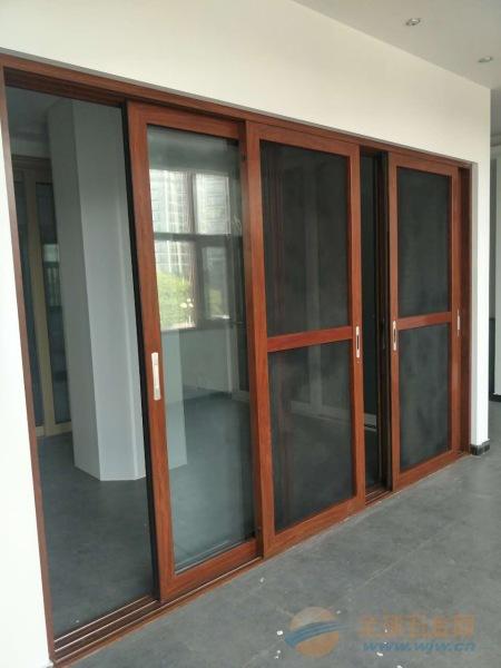 温州铝合金门窗,别墅阳台门,重型推扩门厂家