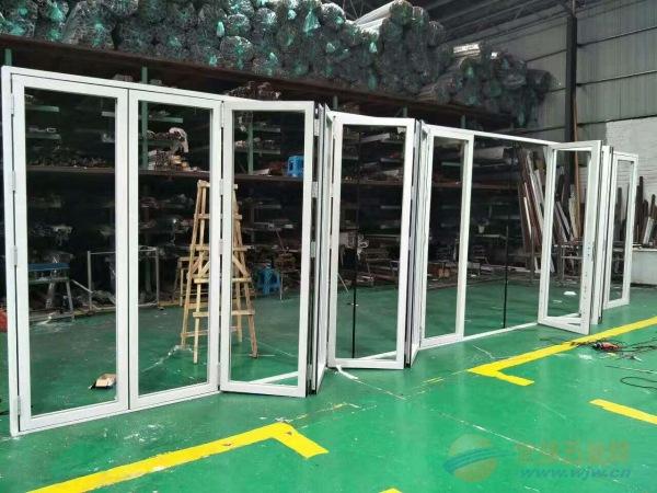 长沙折叠门,阳光房配套折叠门,重型折叠门厂家