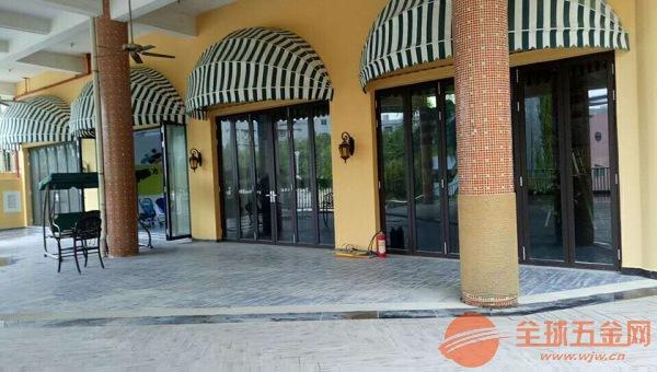 三亚折叠门安装,阳光房配套折叠门,折叠门厂家