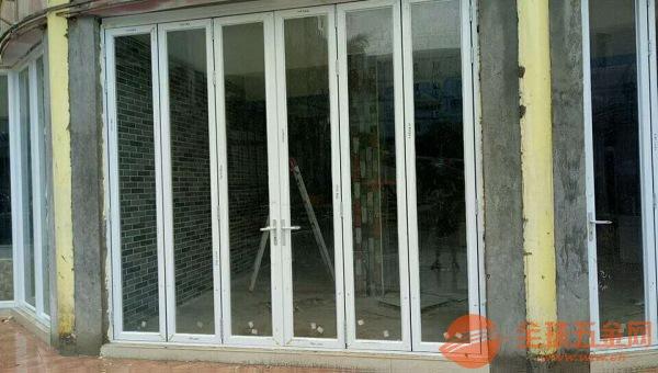 海口折叠门安装,阳光房配套折叠门,折叠门厂家