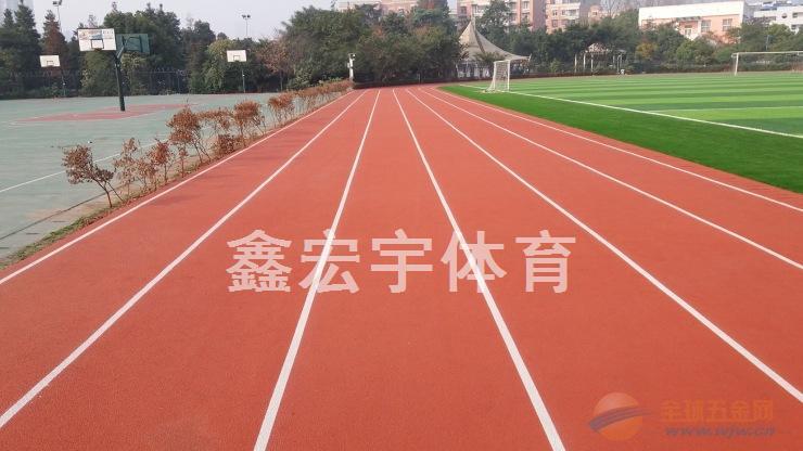 攀枝花透气型塑胶跑道,塑胶运动场地,体育器材厂家价格施工