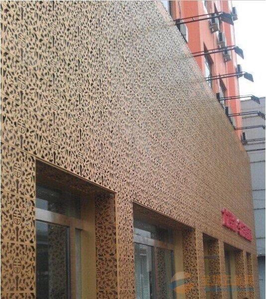 日照外墙氟碳铝单板厂家订做