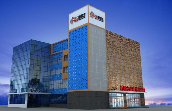 鄂州外墙氟碳铝单板厂家直销