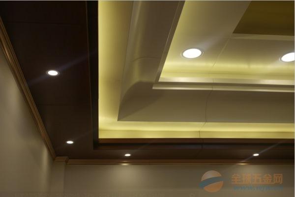 白银外墙氟碳铝单板厂家直销