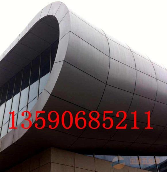 梧州专业生产外墙氟碳铝单板