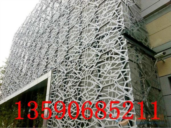 海西外墙氟碳铝单板厂家直销