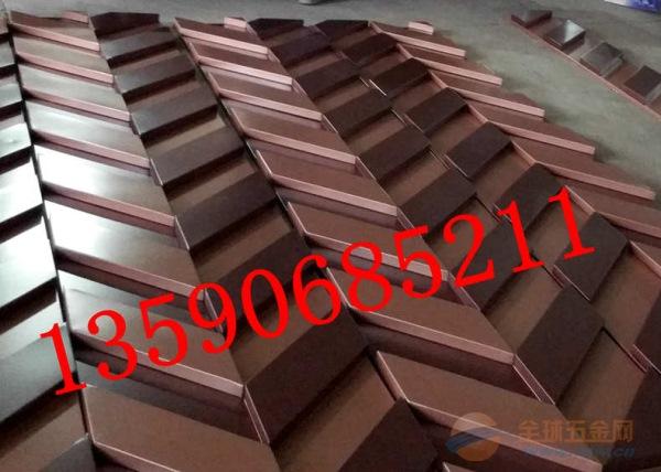 厂家直销外墙幕墙氟碳铝单板 木纹铝单板 雕花铝板