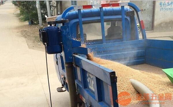 软管吸粮机 饲料提升机