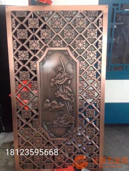 雕刻仿铜制品