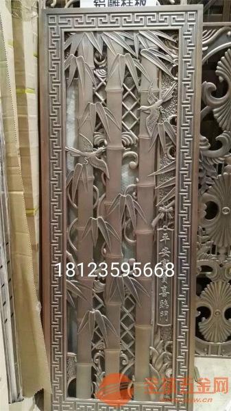 铸铜雕刻门楼
