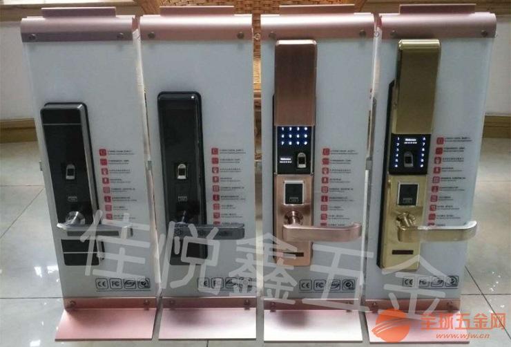 电子智能锁 304不锈钢 成都指纹密码锁佳悦鑫指纹锁