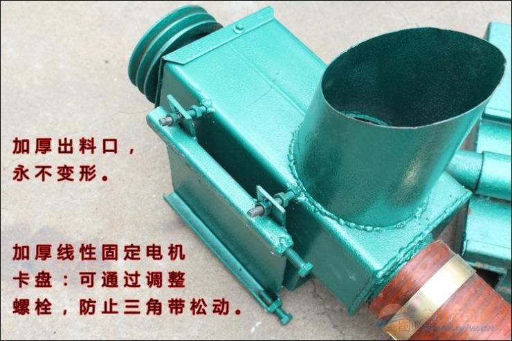 稻麦吸粮机 重庆10米软管吸粮机