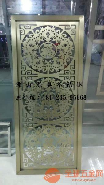 8mm纯铜屏风报价、铸铜中国风花格厂家