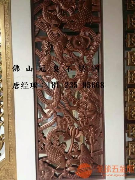 深圳紫铜浮雕厂家品质保证放心购