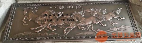 雕刻铜板、雕刻仿黄铜板、铜板雕花做旧