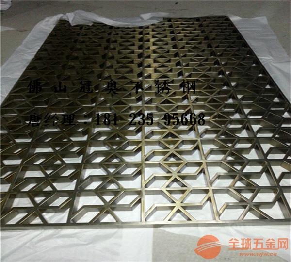 铝合金中国风花格价格、铸铝仿铜中国风屏风厂家
