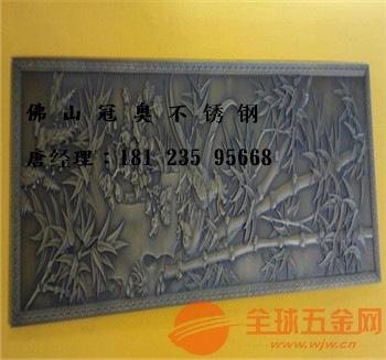 铜板精雕壁画xx图片、酒店大堂壁画幕墙成本*