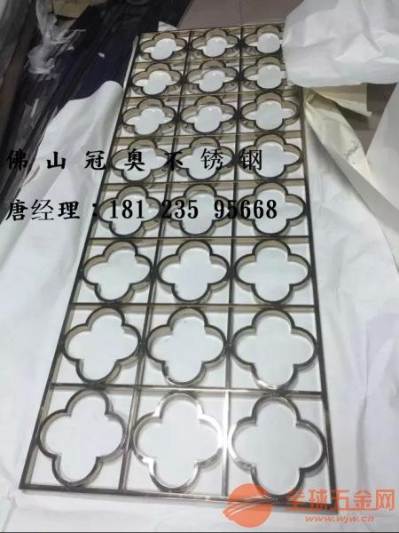 不锈钢屏风价格,不锈钢花格厂家、不锈钢屏风电镀