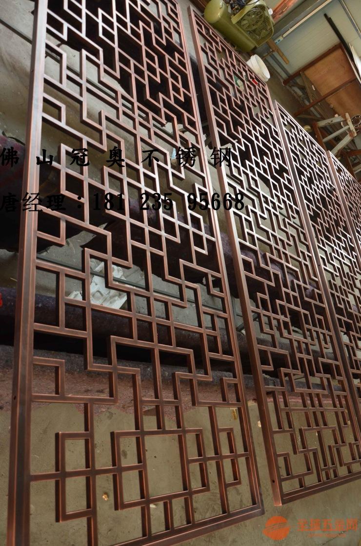 铜板精雕壁画定制造价、酒店大堂壁画组合幕墙