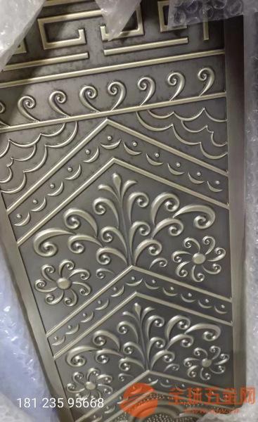 会所精雕壁画、中国风铜雕商家