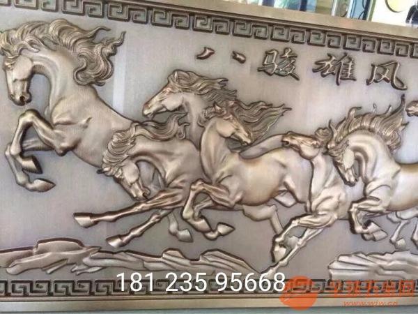 8mm纯铜雕刻屏风、铸铜雕刻花格厂家
