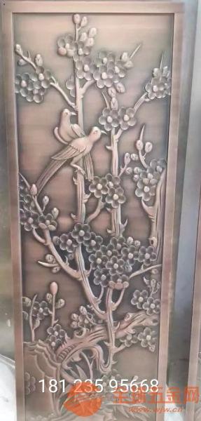 铜板精雕壁画成本核算、酒店大堂铝雕组合幕墙xx