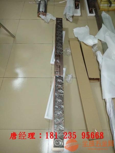 昆明铸铝雕刻腰线、仿铜铸铝腰线、仿古铜铝雕刻腰线