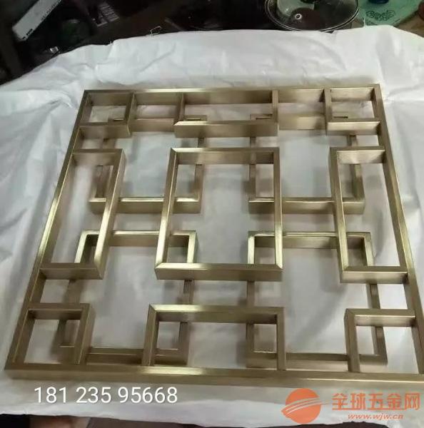 定做10个厚铝合金仿铜屏风多少钱、15mm铸铝仿铜隔断厂家