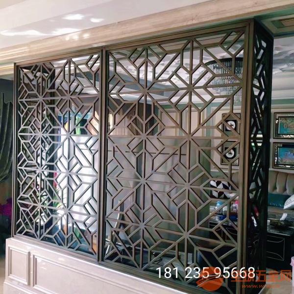 10个厚铝合金仿铜屏风哪家有卖、15mm铸铝仿铜隔断厂家