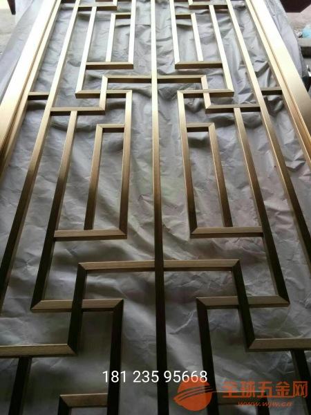佛山不锈钢金属雕刻中国风仿铜雕刻技术过硬售后完善