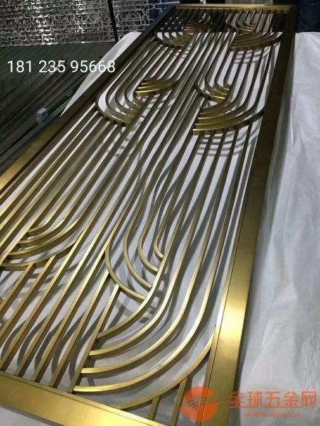 中山不锈钢屏风古典屏风厂家品质保证放心购