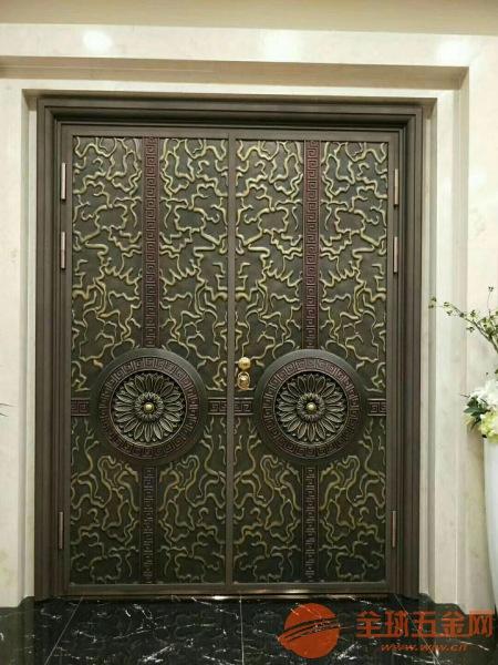合肥铸铜雕刻门楼专业定制安全放心