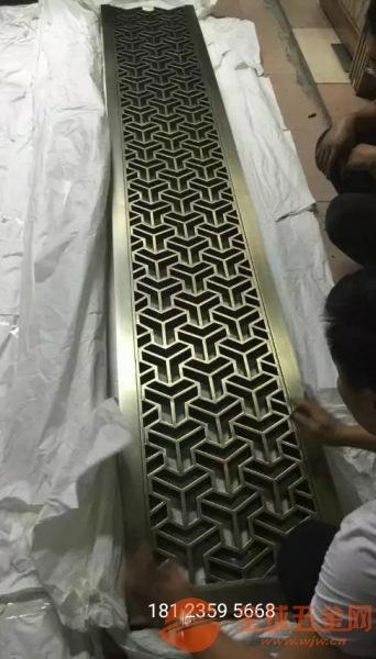 扬州精雕仿铜腰线、雕刻仿古铜做旧腰线