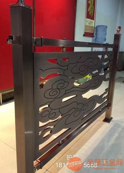 惠州雕刻护栏技术过硬售后完善