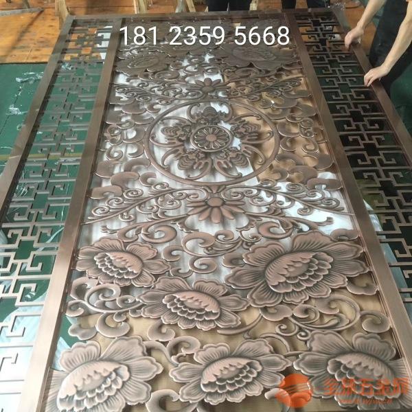 10mm纯铜雕刻花格哪里有、铸铜雕刻花格厂家