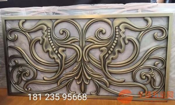 10个厚纯铜花格制作厂家、铸铜雕刻花格厂家