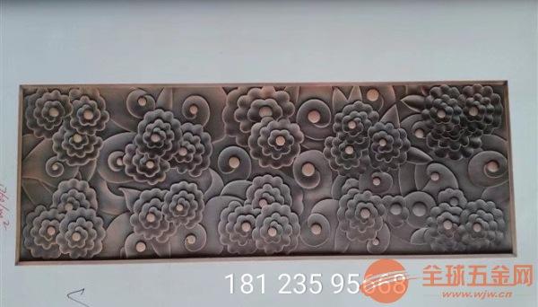 福州铸铝雕刻腰线、仿铜铸铝腰线、仿古铜铝雕刻腰线