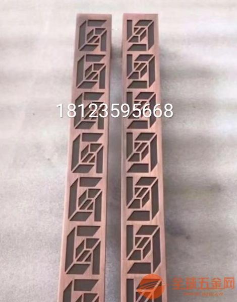 雕刻仿铜腰线、纯铜雕刻腰线价格