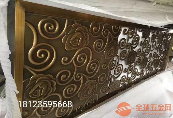 广州不锈钢屏风古典屏风技术过硬售后完善
