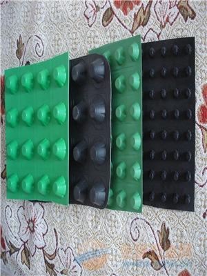 阻根耐穿刺蓄排水板用途